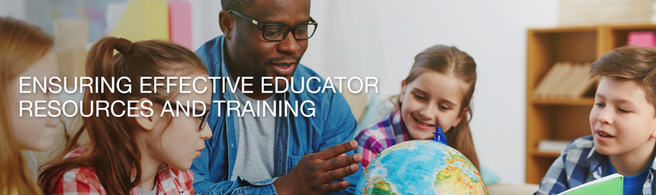 Educator Development and Training