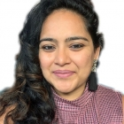 Dr. Karishma Desai -  Senior Research Associate