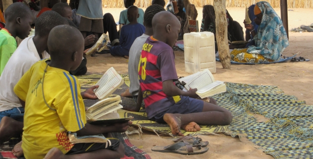 Baseline Study of Literacy, Health, and Dietary Programs in Senegal